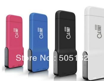 HOT SALE!! IMito MX2 Dual Core Android 4.1 TV Box Mini PC TV stick RK3066 Bluetooth 1GB 8GB TV dongle,5pcs/lot,free shipping