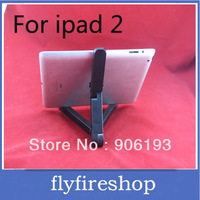 1PCS Hot selling 1piece free shipping Portable Fold Stand Holder Support for iPad 2 FREE SHIPPING