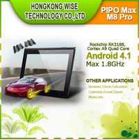 "Free shipping PIPO Max M8 Pro RK3188 Quad Core Tablet PC 9.4"" IPS Android 4.1 WIFI HDMI Bluetooth/Ammy"
