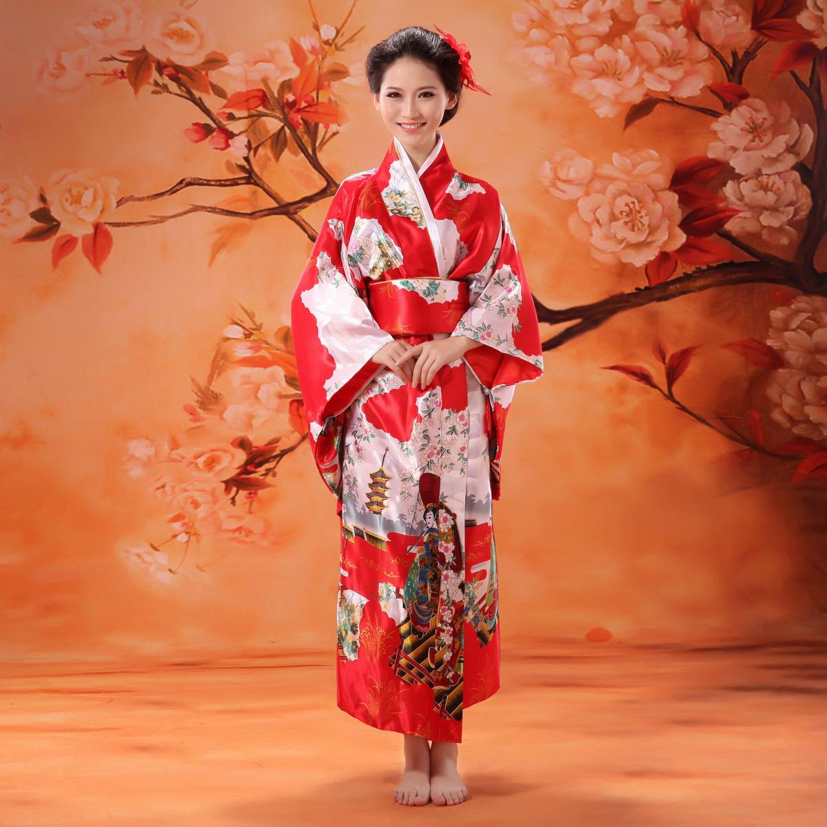 Мужской японский костюм 1