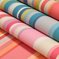 kids bedroom vertical stripes wall paper,the children's room,kids wall paper murals, the decor roll,children's wallpaper(China (Mainland))