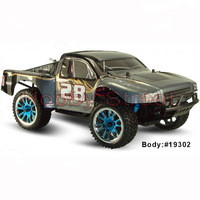HKPOST shipping HSP 94193 scale 1/16th 4WD Electric SHORT COURSE