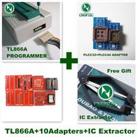 V5.91 TL866A USB Universal Programmer/BIOS programmer 13143Chips+TSOP32/40/48/TSOP40A/TSOP48/TSOP32/TSOP40B+PLCC32/44