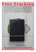 Free Tracking New Original BB96100 Mobile Phone Battery for HTC G6 Legend G8 Wildfire A6363 A3333 G12 G11 G15 HD3 A7272 S7101