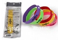 Free Shipping 100pcs/Lot  Mosquito Repellent Bracelets Mosquito Bangle Mosquito Repellent Wristbands
