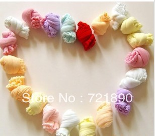 FreeShipping,Four Seasons Baby Girl Boy Children Socks Candy Colors 60 Pairs Socks/Lot, For 0-4 Years old child baby socks(China (Mainland))
