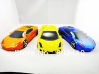 Hot Mini Portable Motor Car Speaker USB SD card FM radio Free Shipping 2pcs/lot