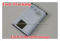 Free Tracking New Original BP-4L Cellphone Battery for Nokia E71/E71X/E72/E90/E95 in Retail Package
