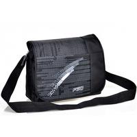New school shoulder leisure bag fashion students' schoolbags black shoulder bag cover special clerk bags HIGH quality