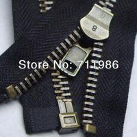 Custom size & colour ,whole sale No.8 separating zipper,jacket and leather grament zipper