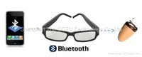 Inductive Bluetooth Glasses with Earpiece