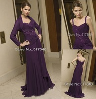 2013 gorgeous free shipping newest with full length sleeves beading ruched floor length chiffon formal bridesmaid dresses BD131