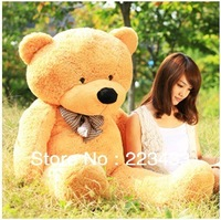 "M'lele High quality Low price teddy bear/giant stuffed teddy bear size 200cm/79"" /toys/huge teddy bear/Kids Birthday gifts"