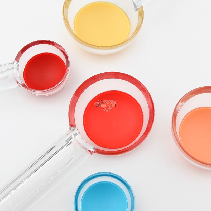 Large Dig the ball spoon ice cream spoon the fructose color single multi-color optional(China (Mainland))