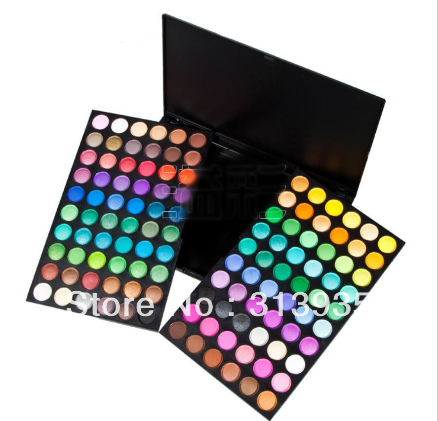 2013 spot! New Neutral 120 Color Eye Shadow Eyeshadow Pro Makeup Cosmetic Palette Set,2# free shipping(China (Mainland))
