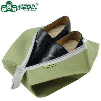 Dumbarton travel shoe bag grocery bags multi-color portable shoe bag