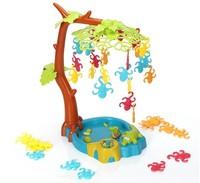 Toy toy monkey swing puzzle toy parent-child desktop