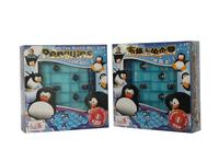 Puzzle toy penguin deformation five grid puzzle