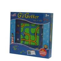Puzzle toy marine child adult maze
