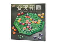 Puzzle toy cross desktop drauhghts casual