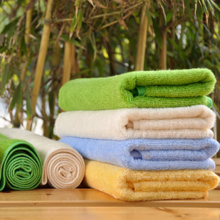 Bamboo bamboo fibre towel absorbent towel healthy eco-friendly 35(China (Mainland))