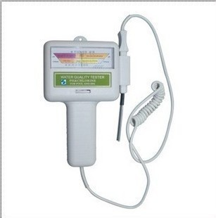 Swimming pool water quality testing meter water fairy electronic water ph value chlorine detector water