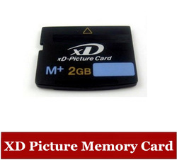 Free shipping Real XD1GB 2GB 2G M CAMERA MEMORY PICTURE CARD,best price for you(China (Mainland))