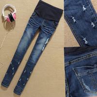 2013 slim jeans maternity trousers maternity jeans pants