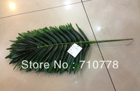 30pcs Small 40cm  artificial leaves artificial fabric green plants leaf home decoration