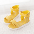 2013 child girls shoes children brief soft slip-resistant outsole sandals princess shoes