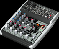 New arrival behringer mixer qx1002usb belt band sound card mixer