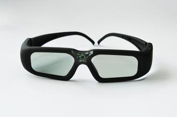 wholesale active shutter dlp link 3d glasses for dlp-link 3d projector for Varied brand projectors