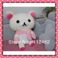 Free shipping Rilakkuma 35cm plush doll 12pcs/lot Toy wholesale