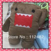 Free shipping Domo kun Cute 30cm plush doll 12pcs/lot Toy wholesale