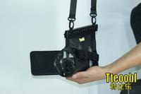 Camera waterproof cover dv waterproof bag submersible dv waterproof bag camera waterproof