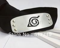 Naruto headband cos cosplay necessary item goods  sakura headband sakura Leaf village for man and women