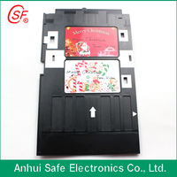 PVC ID Card Tray For EPSON T50 P50 T60 Artisan50 R260 R290 PVC ID Card Tray 1pcs