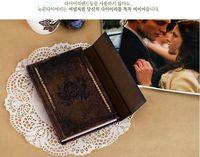 Free Shipping Twilight vintage diary notebook Stationery Note book Agenda Memopad calendar 2013 vampire diaries korea notepad