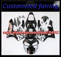 EMS Free Injection molded fairing fit FOR Honda CBR600RR F5 03 04 CBR600 RR 2003 2004 +windscreen