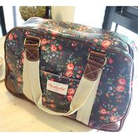 2014 casual flower vintage women's handbag travel bag handbag shoulder bag women's travel bag freeshipping