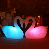 Little swan led electronic candle lights unique personal home accessories decoration