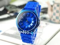 DDT080 Hot watch fashion watch silica gel woman watch lady clock