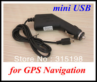 Free shipping! Mini USB Car Charger 12V/24V to 5V 1.5A for GPS Navigation and Car Vehicle Recorder DVR Camera