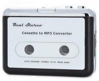 USB Digital Cassette 2 MP3 recorder player Stereo Music Audio Converter PC Adapter for Windows/MAC