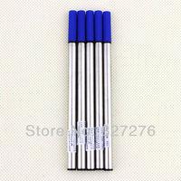 Baoer Rollerball pen refill 10 refills black ink refills