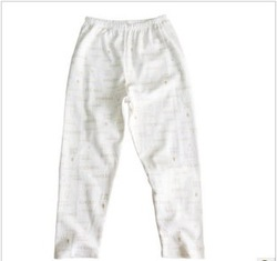 Small child combed cotton trousers derlook baby long johns at home service ny646-12-1(China (Mainland))
