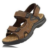 Camel sandals men's sandals slippers genuine leather male sandals casual shoes male sandals male shoes