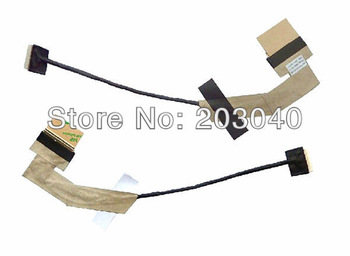 New Original LCD/LED/LVDS flex screen/video cable for ASUS  EEE PC 1001PXD 1001HA 1005HA 10.1 inch laptop Cable 1422-00mk000