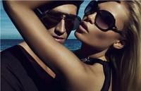 Free shipping 2013 Hot sale sunglasses women brand designer,round sunglasses,google glasses ,with Luxury box CU-3131
