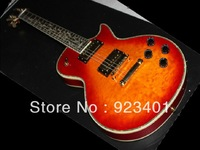 New arrived best cherry Custom red yellow burst Electric Guitar Musical Instruments
